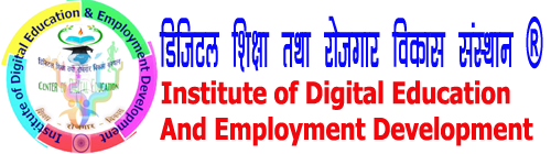 Digital Shiksha & Rojgar Vikas Sansthan, India -::- Institute of Digital Education And Employment