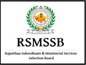rsmssb-recruitment-2016